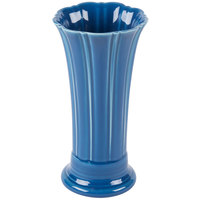 Homer Laughlin 491337 Fiesta Lapis 9 5/8 inch Medium Vase - 4/Case