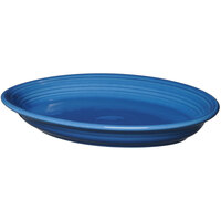 Homer Laughlin 457337 Fiesta Lapis 11 5/8 inch Platter - 12/Case
