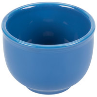 Homer Laughlin 98337 Fiesta Lapis 18 oz. Jumbo Bowl - 12 / Case