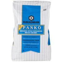 Kikkoman Panko Japanese Style Untoasted Bread Crumbs - 25 lb.