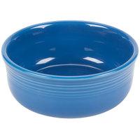 Homer Laughlin 576337 Fiesta Lapis 22 oz. China Chowder Bowl - 6/Case
