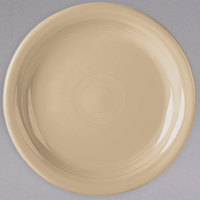 Homer Laughlin 1461330 Fiesta Ivory 6 5/8 inch China Appetizer Plate - 12/Case