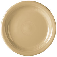 Homer Laughlin 1461330 Fiesta Ivory 6 5/8 inch Round Appetizer Plate - 12/Case