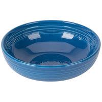 Homer Laughlin 1459337 Fiesta Lapis 68 oz. Large China Bistro Bowl - 4/Case
