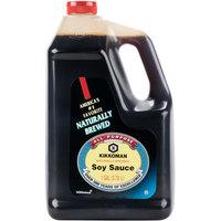 Kikkoman 1 Gallon Traditionally Brewed Soy Sauce