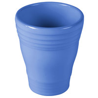 Homer Laughlin 1453337 Fiesta Lapis 12 oz. Bath Tumbler - 4/Case