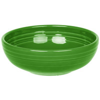 Homer Laughlin 1458324 Fiesta Shamrock 38 oz. Medium China Bistro Bowl - 6/Case
