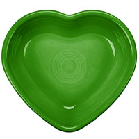 Homer Laughlin 747324 Fiesta Shamrock 9 oz. Heart Bowl - 4/Case