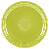 Homer Laughlin 749332 Fiesta Lemongrass 9 inch Round Healthcare Plate - 12/Case