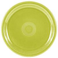 Homer Laughlin 749332 Fiesta Lemongrass 9 inch Round Healthcare Plate - 12/Case
