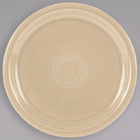 Fiesta Tableware from Steelite International HL749330 Ivory 9 inch Round Healthcare China Plate - 12/Case