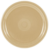 Homer Laughlin 749330 Fiesta Ivory 9 inch Round Healthcare Plate - 12/Case
