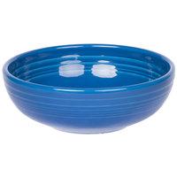 Homer Laughlin 1458337 Fiesta Lapis 38 oz. Medium China Bistro Bowl - 6/Case