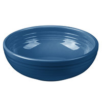 Homer Laughlin 1458337 Fiesta Lapis 38 oz. Medium Bistro Bowl - 6/Case