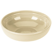 Homer Laughlin 1459330 Fiesta Ivory 68 oz. Large Bistro Bowl   - 4/Case