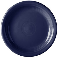 Homer Laughlin 1461105 Fiesta Cobalt Blue 6 5/8 inch Appetizer Plate   - 12/Case