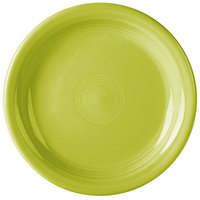 Homer Laughlin 1461332 Fiesta Lemongrass 6 5/8 inch Round Appetizer Plate - 12/Case