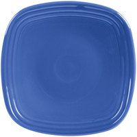 Homer Laughlin 921337 Fiesta Lapis 7 3/8 inch Square China Salad Plate - 12/Case
