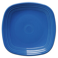Homer Laughlin 921337 Fiesta Lapis 7 1/2 inch Square Salad Plate - 12/Case