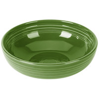 Homer Laughlin 1459324 Fiesta Shamrock 68 oz. Large Bistro Bowl   - 4/Case