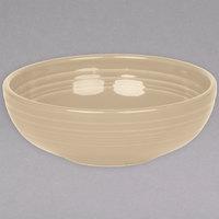 Homer Laughlin 1458330 Fiesta Ivory 38 oz. Medium China Bistro Bowl - 6/Case