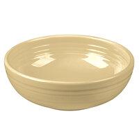 Homer Laughlin 1458330 Fiesta Ivory 38 oz. Medium Bistro Bowl - 6/Case