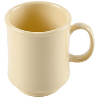 GET TM-1308-SQ Diamond Harvest 8 oz. Squash Tritan Stacking Mug - 24/Case