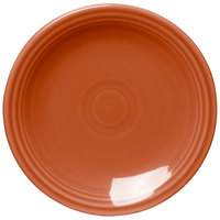 Homer Laughlin 463334 Fiesta Paprika 6 1/8 inch Round Bread and Butter Plate - 12/Case