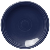 Homer Laughlin 463105 Fiesta Cobalt Blue 6 1/8 inch Round Bread and Butter Plate - 12/Case