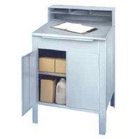 Winholt RDSWN-5 Enclosed Stationary Receiving Desk