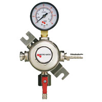 Micro Matic 1161 Single Gauge Premium Series Secondary CO2 Low-Pressure Regulator