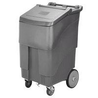 Continental 9720GY Con-Serv 200 lb. Gray Mobile Ice Bin