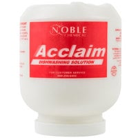 8 lb. Noble Chemical Acclaim Solid Dish Machine Detergent - Ecolab® 10371 Alternative - 4/Case
