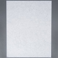 12 inch x 15 inch Heavy Duty Dry Wax Paper - 600/Pack