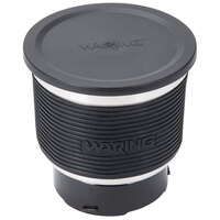 Waring CAC128 Extra Grinding Bowl with Storage Lid for WSG60 Commercial Spice Grinder