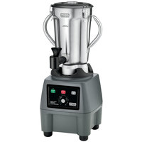 Waring CB15VSF 1 Gallon Variable Speed Food Blender with Stainless Steel Container and Spigot