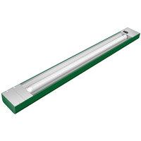 Hatco NLL-42 42 inch Green Narrow LED Display Light - 14W