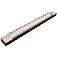 Hatco NLL-54 54 inch Copper Narrow LED Display Light - 20W