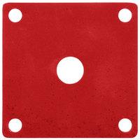 GET ML-222-RSP Red Sensation Melamine False Bottom for ML-148 Square Crocks - 12/Case