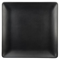 Elite Global Solutions ECO99SQ Greenovations 9 inch Black Square Plate - 6/Case