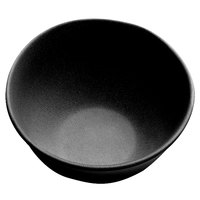 Elite Global Solutions ECO4515 Greenovations 8 oz. Black Round Bowl - 6/Case