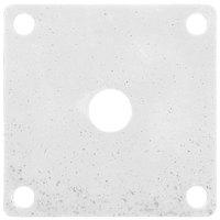 GET ML-222-W White Melamine False Bottom for ML-148 Square Crocks