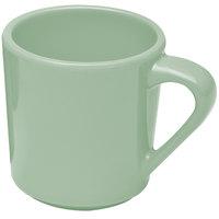 Elite Global Solutions DC14 Cottage Vintage California Hemlock 14 oz. Melamine Mug