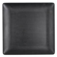 Elite Global Solutions ECO1111SQ Greenovations 11 inch Black Square Plate - 6/Case