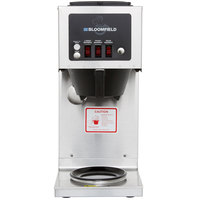 Bloomfield 9003-D3 Integrity 3 Warmer In-Line Pourover Coffee Brewer, 120V; 1800W