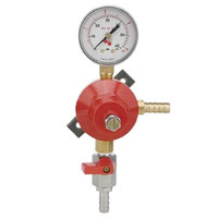 Micro Matic 8011 Economy Series Single Gauge Secondary CO2 Low-Pressure Regulator