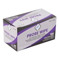 WipesPlus Probe Wipe Sachet, Thermometer Sanitizing Wipes - 100/Pack