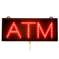 Aarco ATM LED Sign