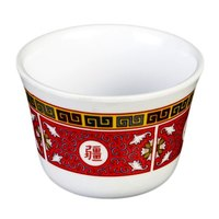 Thunder Group 9152TR Longevity 5 oz. Melamine Tea Cup - 12/Case