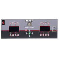Nemco 2550-16 TaskMaster Digital 16 Channel Commercial Kitchen Countdown Timer